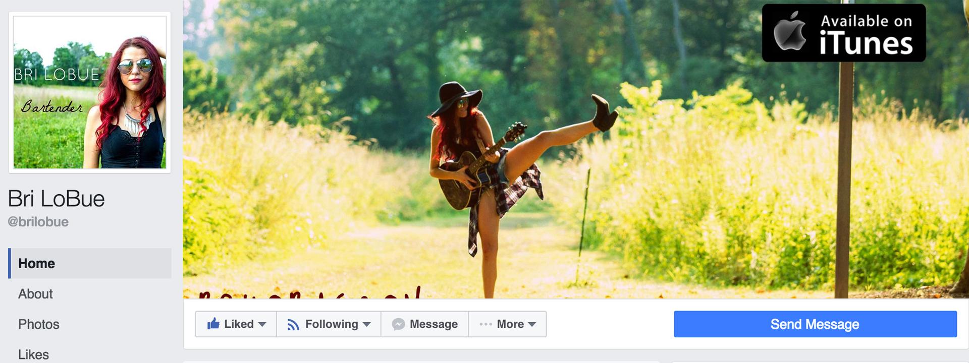 Facebook.com/brilobue