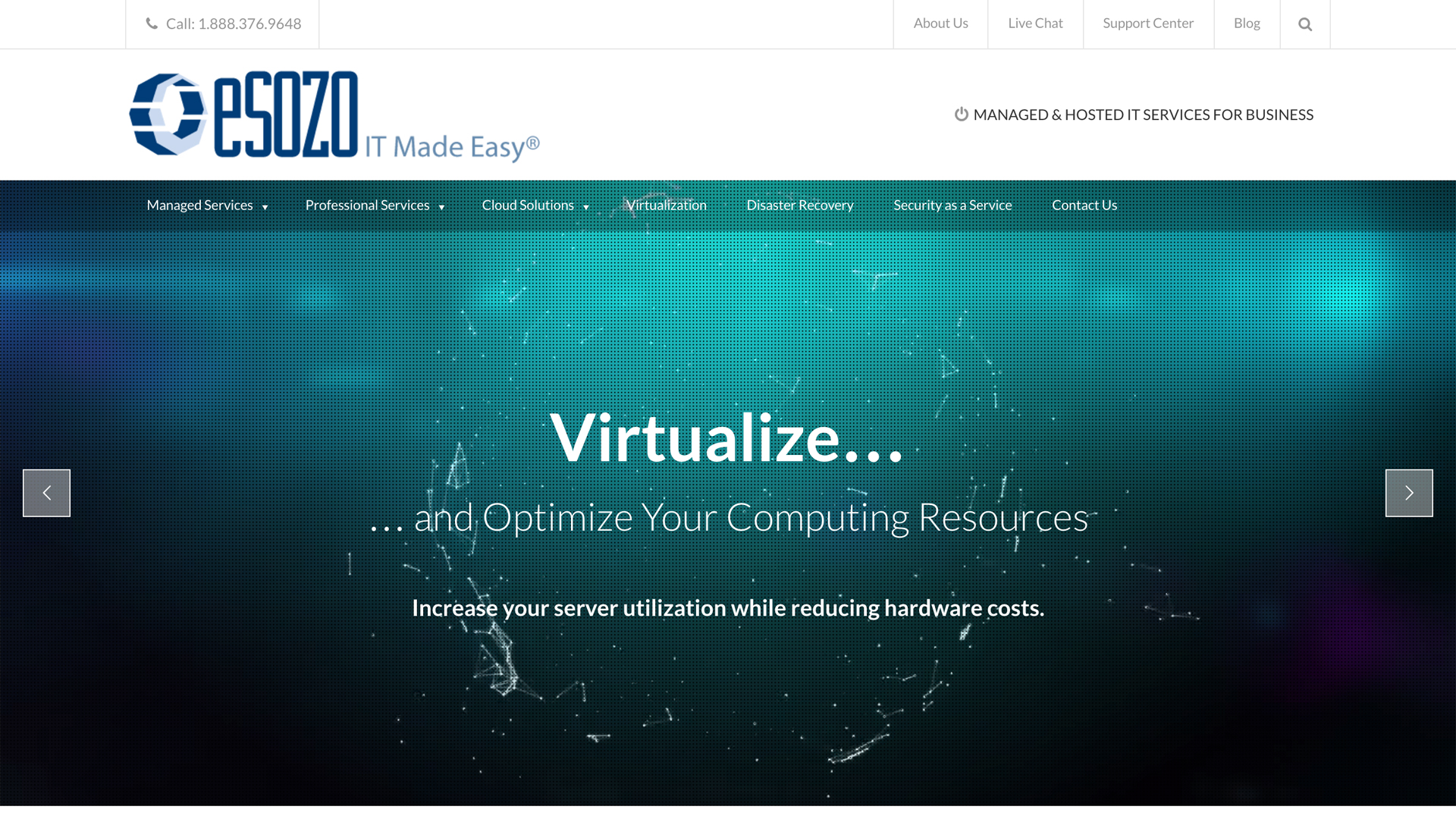 eSOZO Computer & Network Services  (IT services) ** FEATURED PAGE