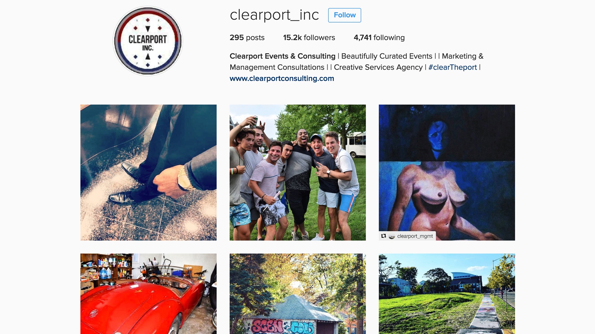 https://www.instagram.com/clearport_inc/