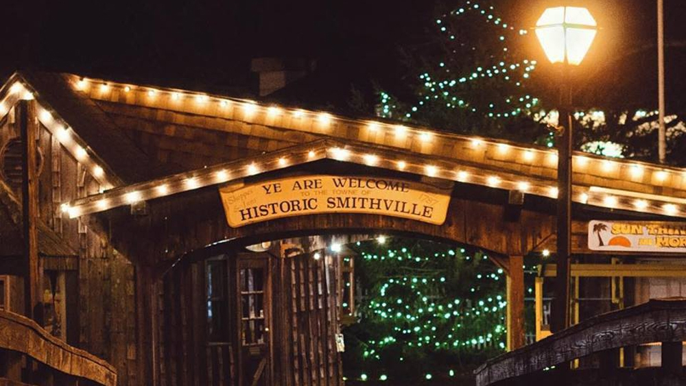 Holiday Weekend at Smithville Village (Nov. 24-27, 2016)    Shoppes, boutiques, holiday festivities    Smithville, NJ   Posted November 23, 2016