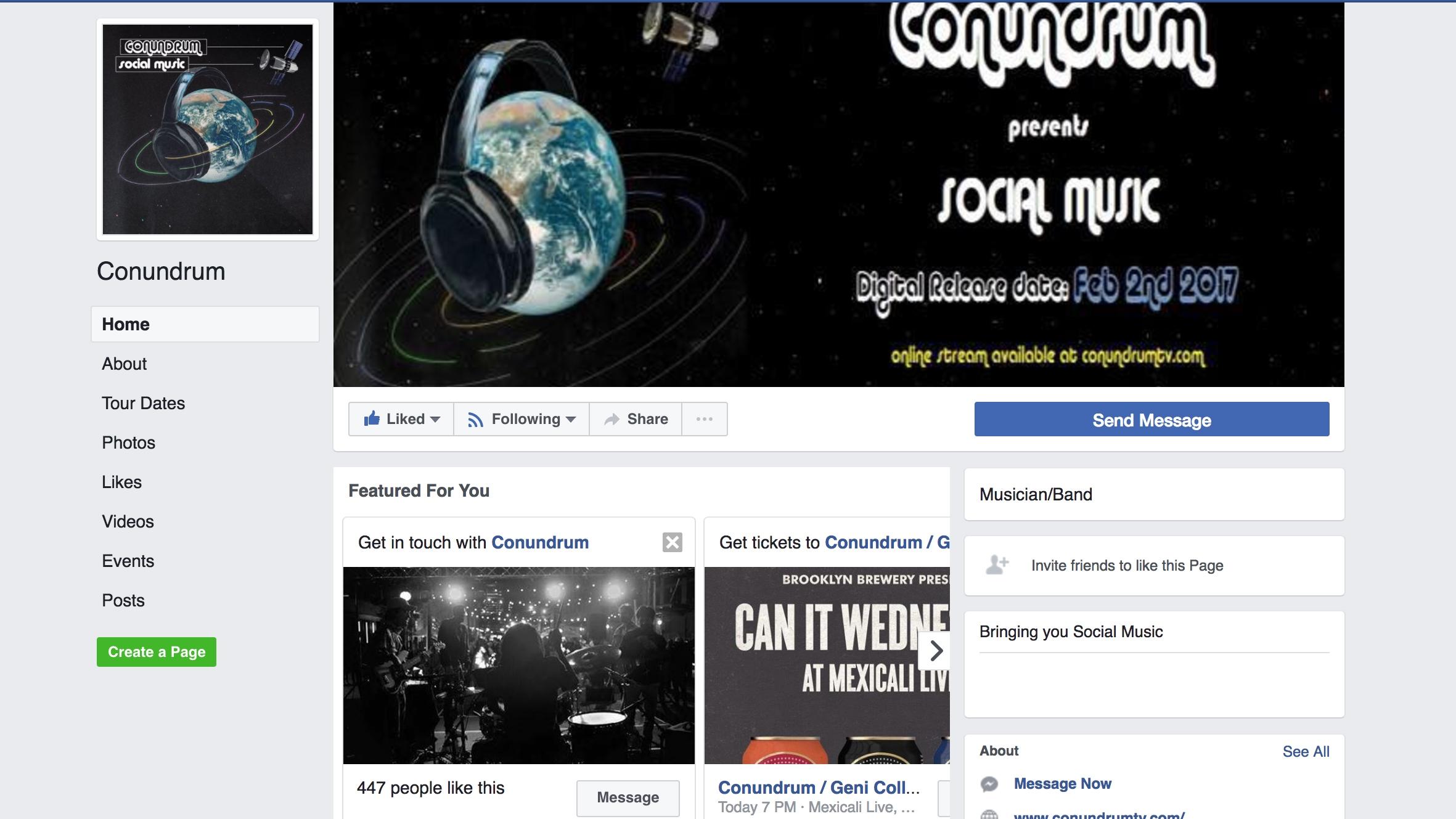 Facebook.com/Conundrum-1559200764341709/
