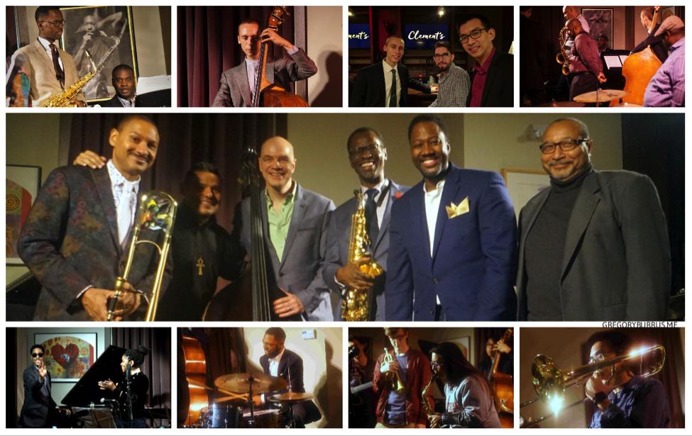 Clements Place Jazz Musicians