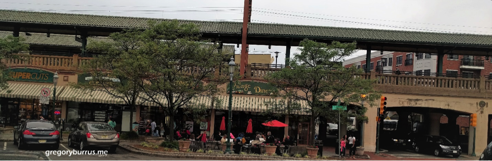 South Orange Train Station – Sloan Street
