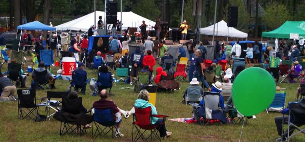 South Mountain International Blues Festival – 2nd Sunday in September