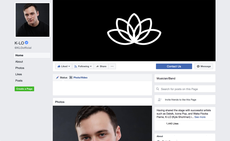 facebook.com/KLOofficial