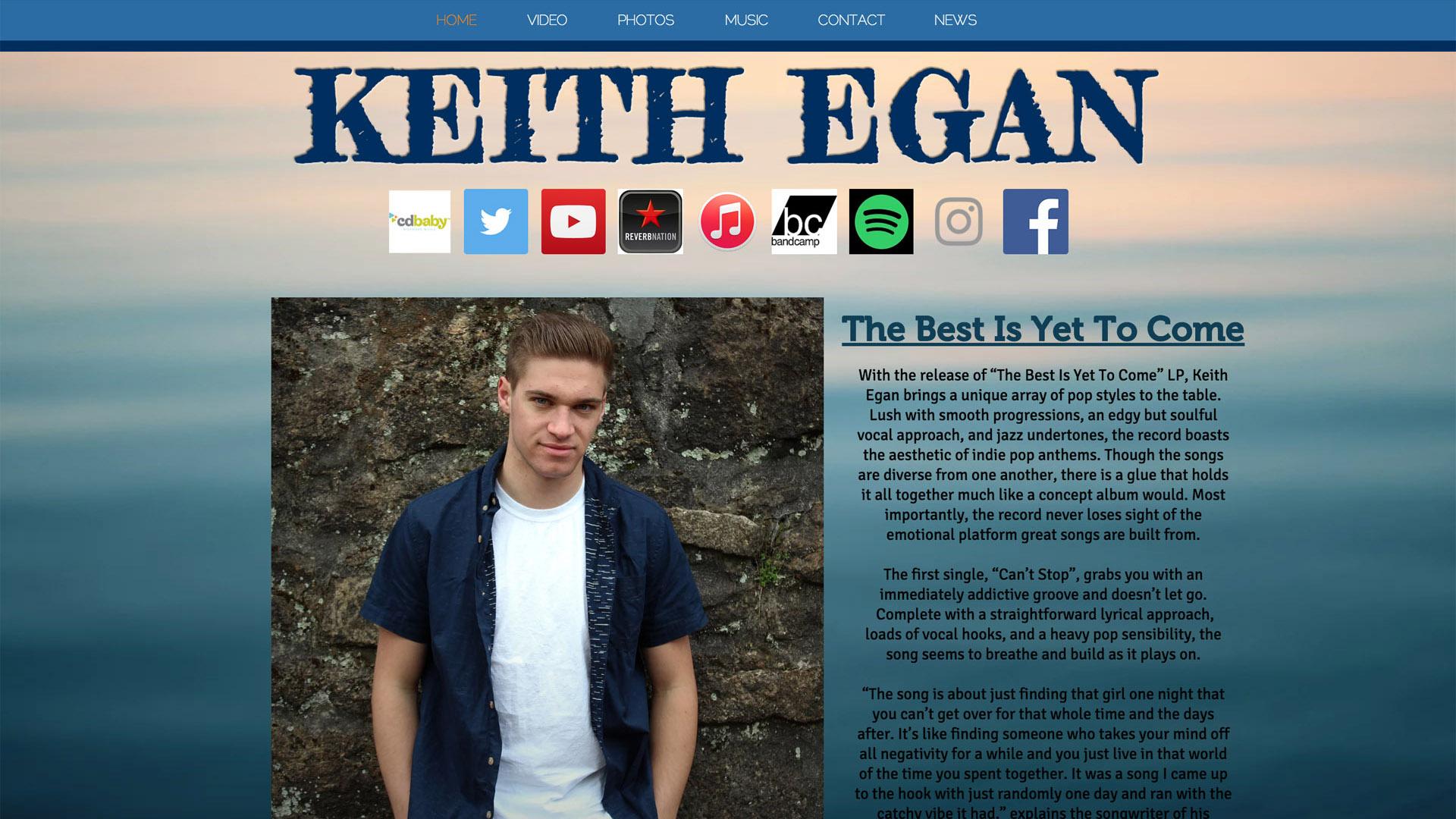 keitheganmusic.com