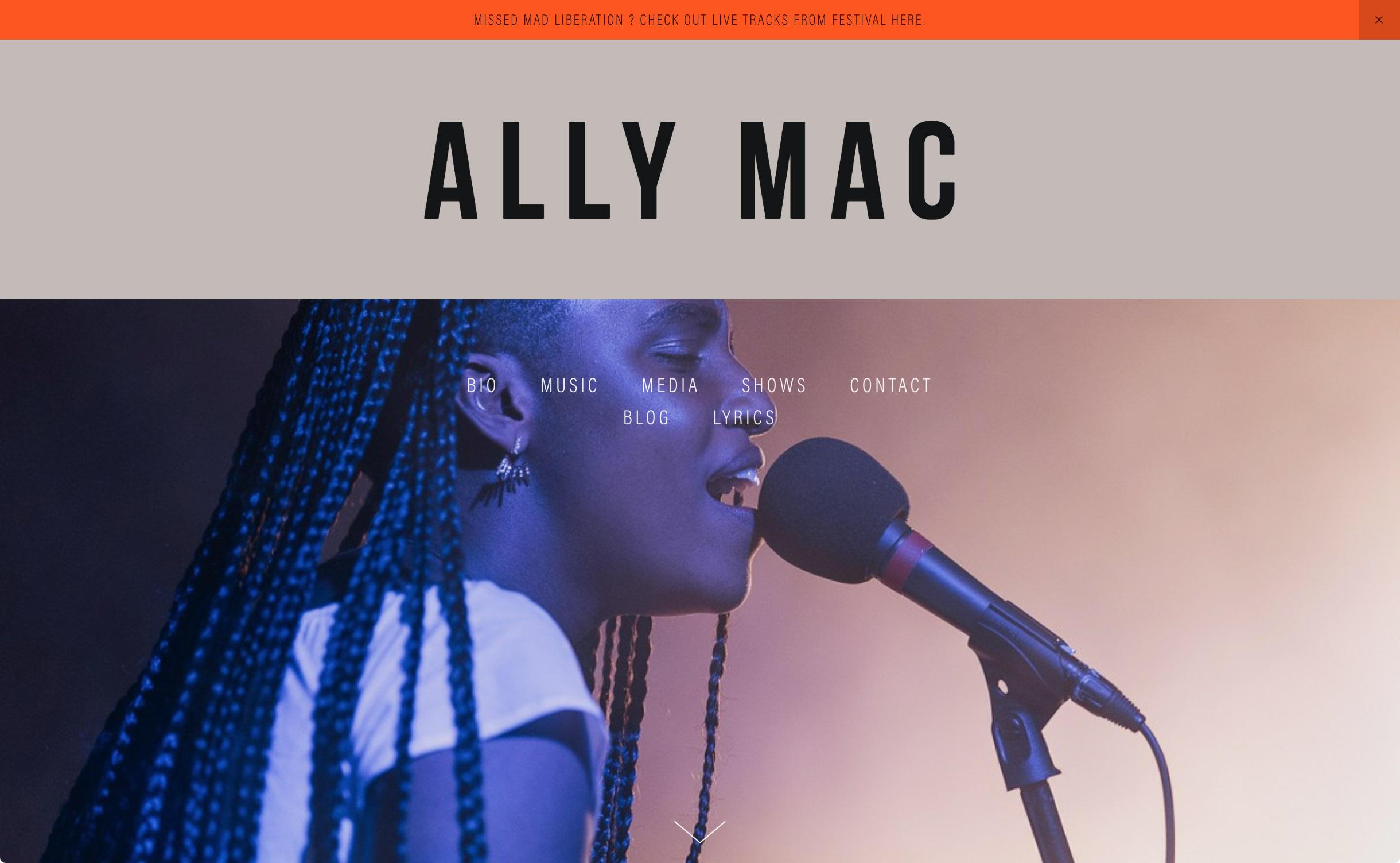 www.allymacmusic.com
