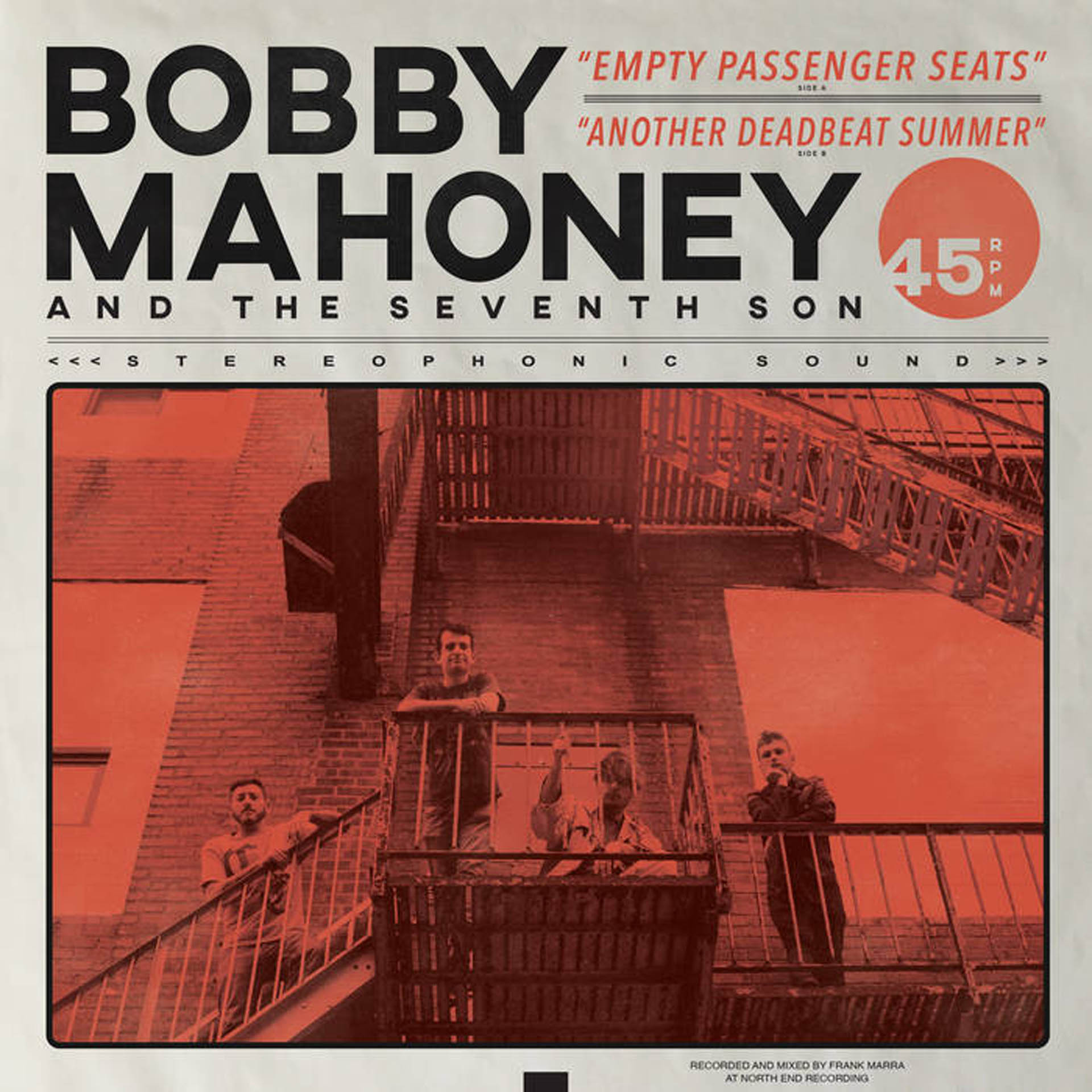 Bobby Mahoney and the Seventh Son - Empty Passenger Seats.jpg