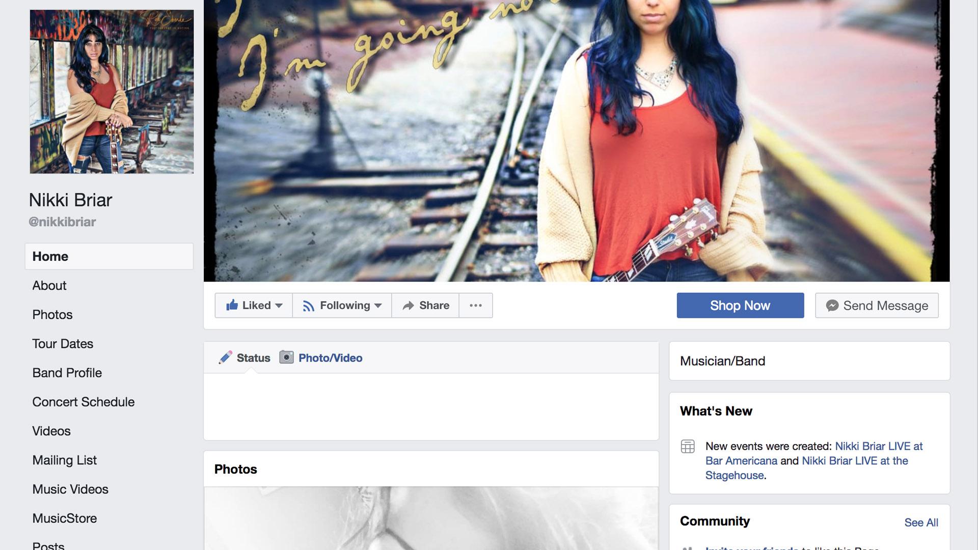 www.facebook.com/nikkibriar