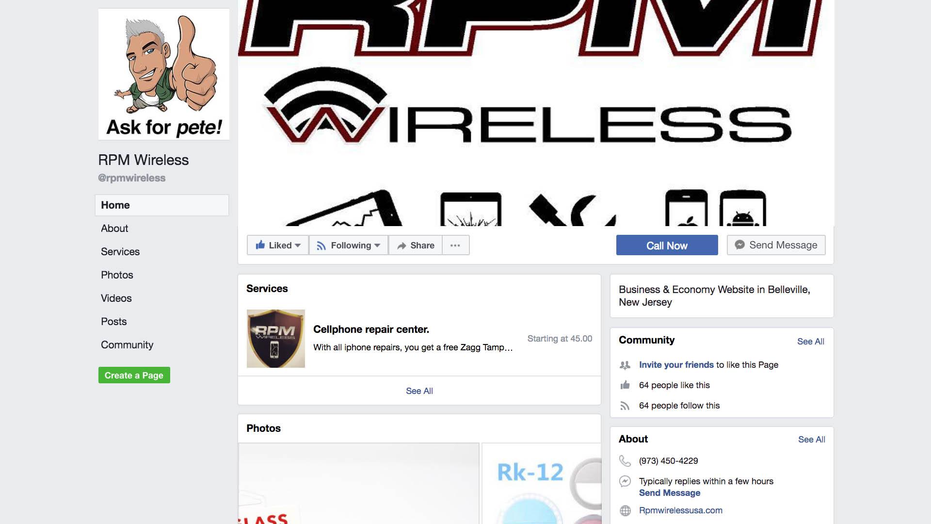 facebook.com/rpmwireless