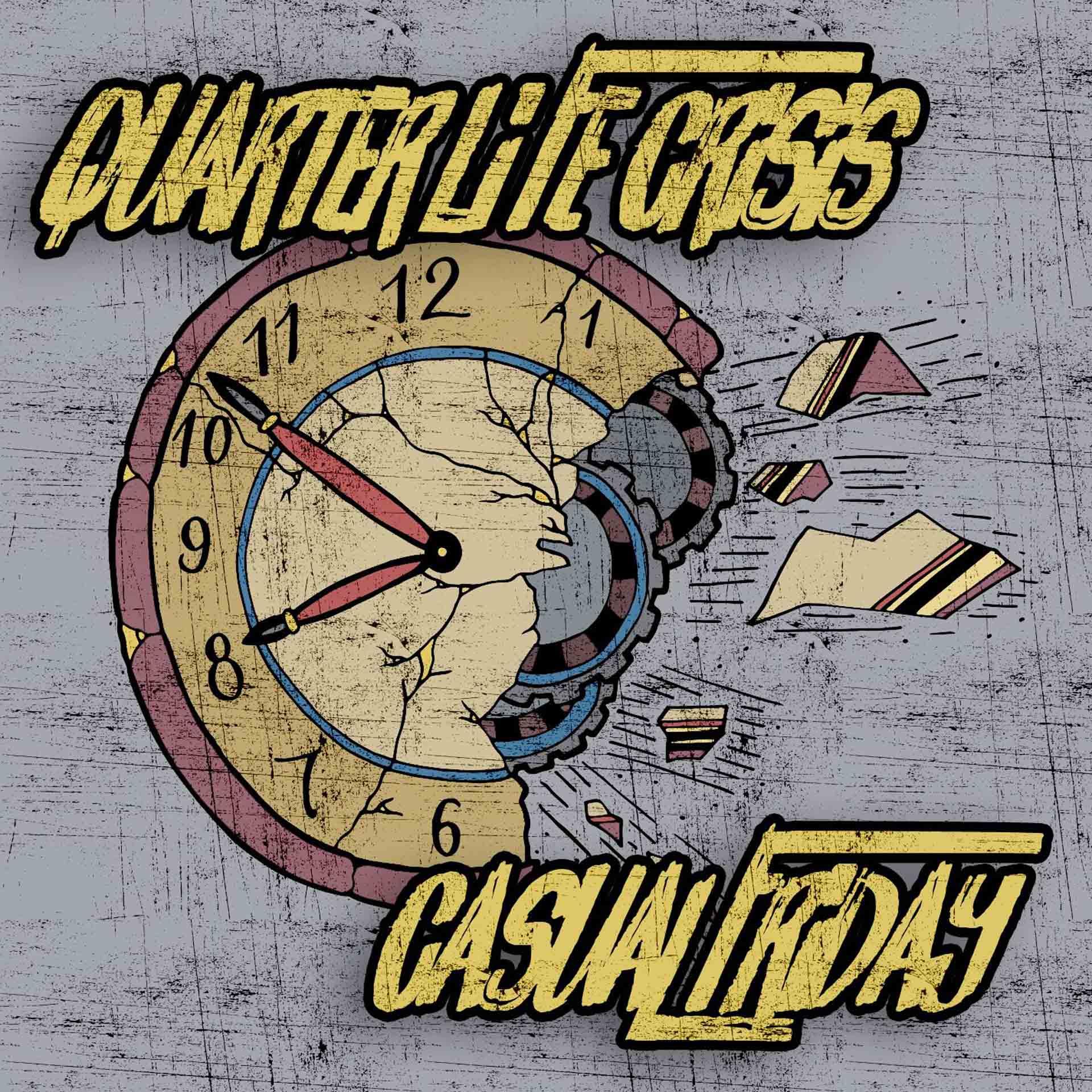 Casual Friday Quarter Life Crisis album.jpg