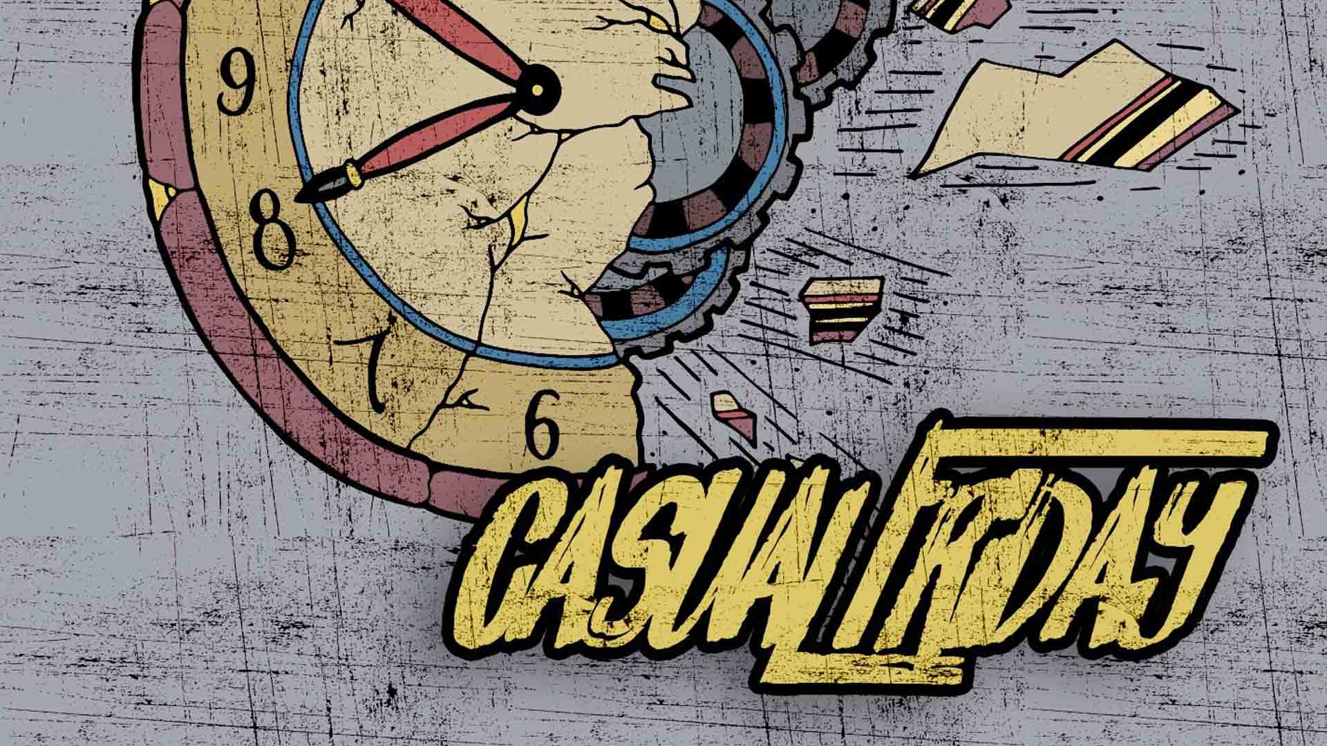 CASUAL FRIDAY - QUARTER LIFE CRISIS (ALBUM REVIEW)   Pop Punk, Punk Rock   Northern NJ   Posted March 20, 2018