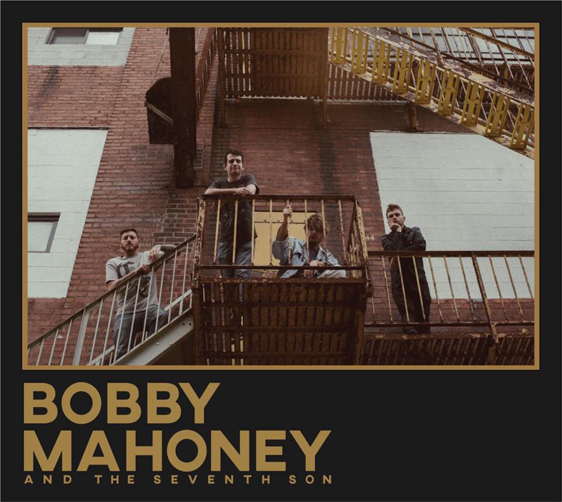 Bobby Mahoney and the Seventh Son album cover.jpg