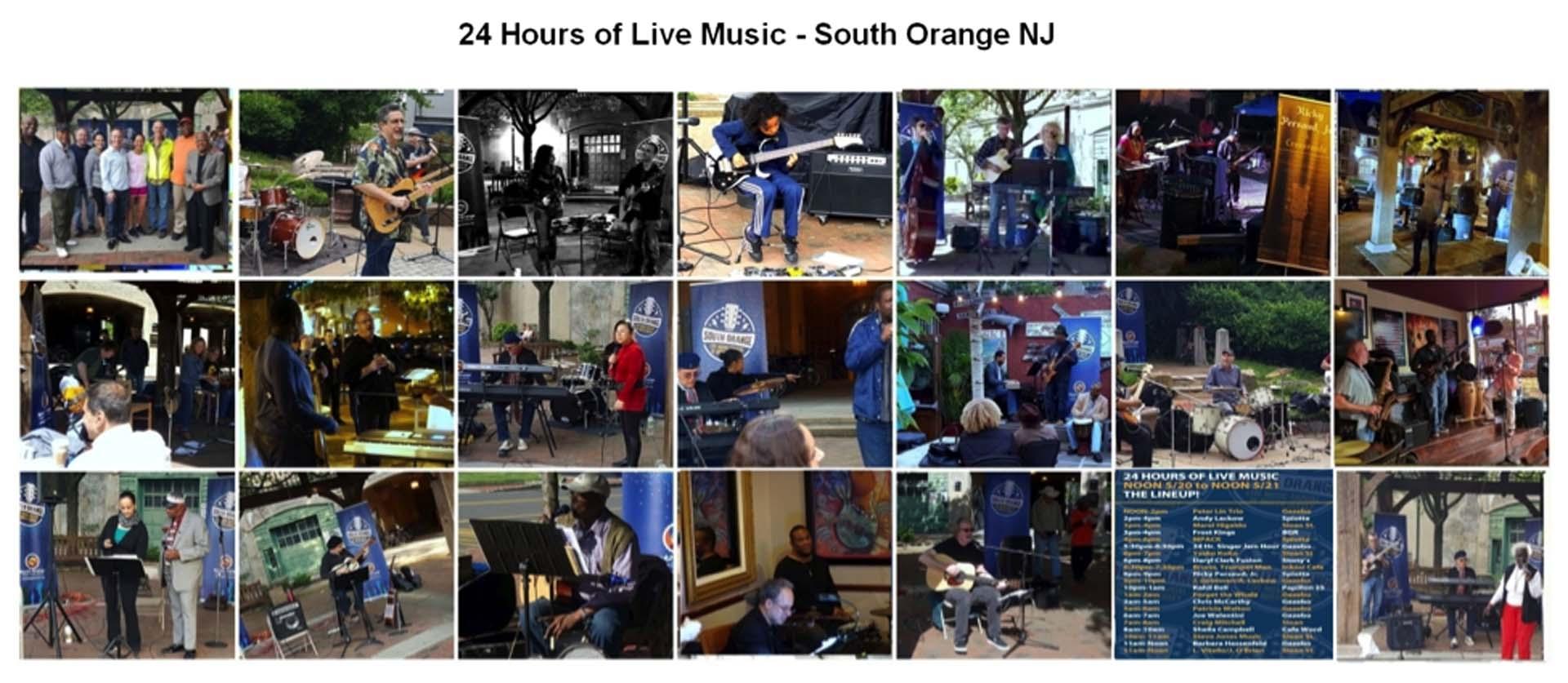 24 Hours of Live Music South Orange NJ.jpg