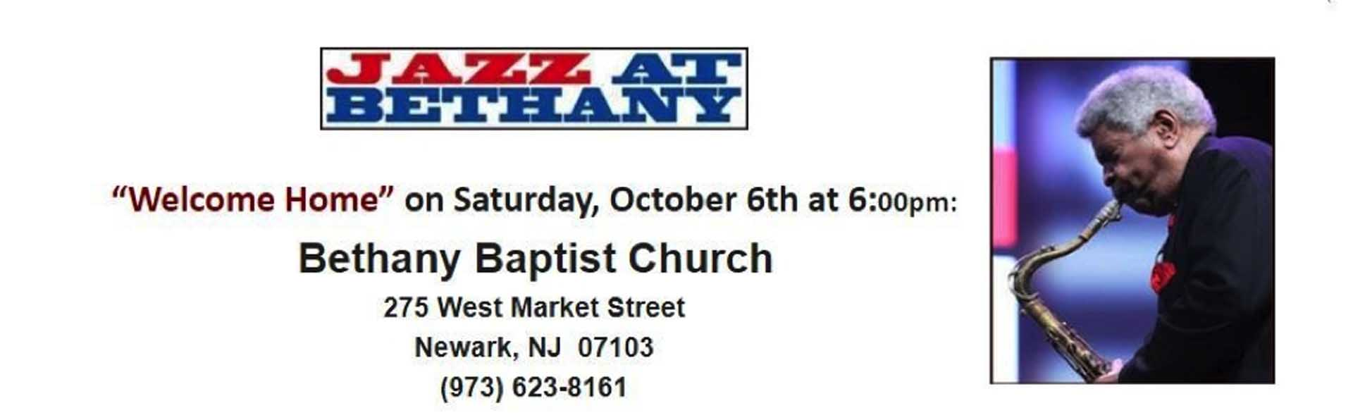 Sat Oct 6 6-7 PM Bethany Baptist Church Jazz Vespers Saxophonist George Coleman.jpg