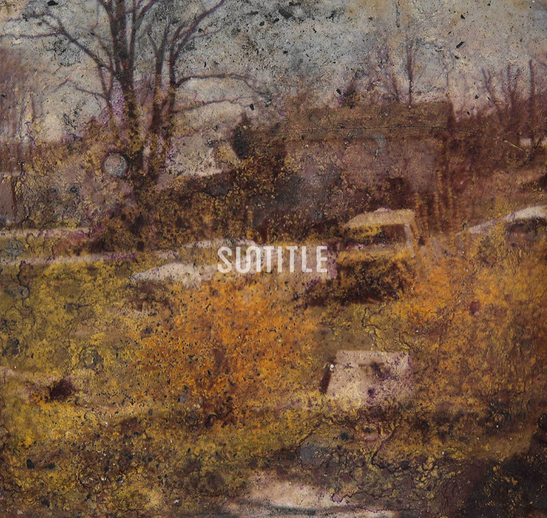 Suntitle The Loss Of EP album cover.jpg