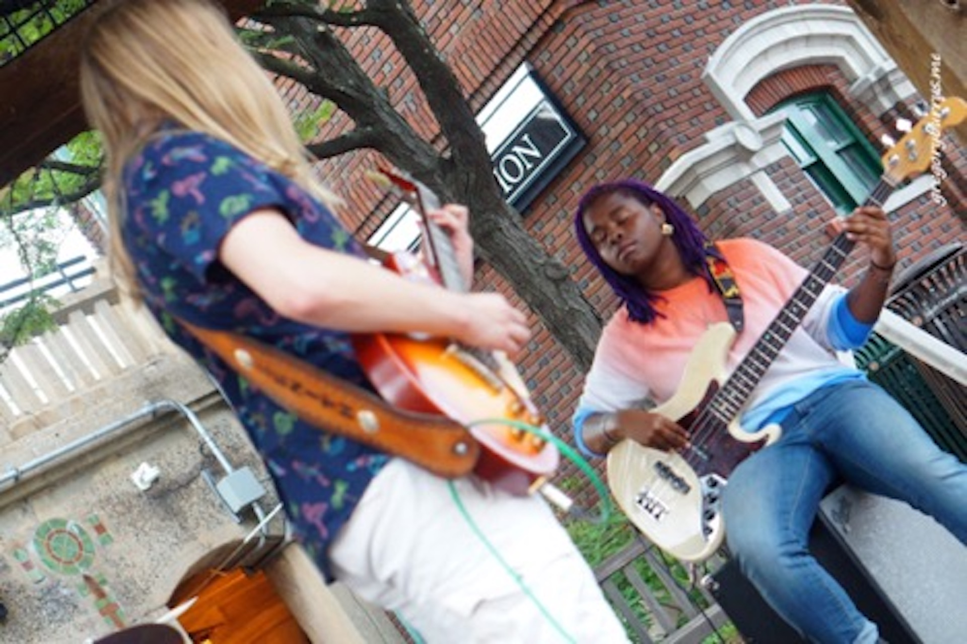 Guitarists playing in South Orange.jpg