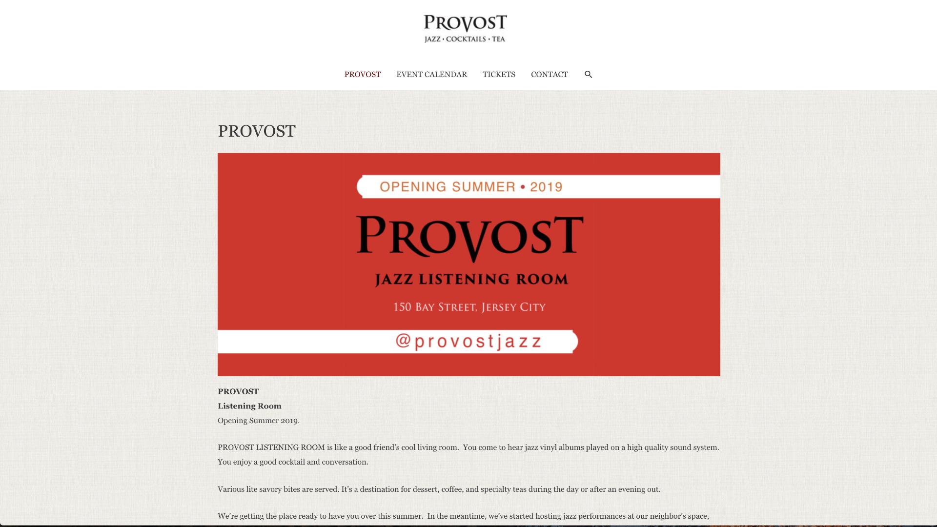 http://provostjazz.com/