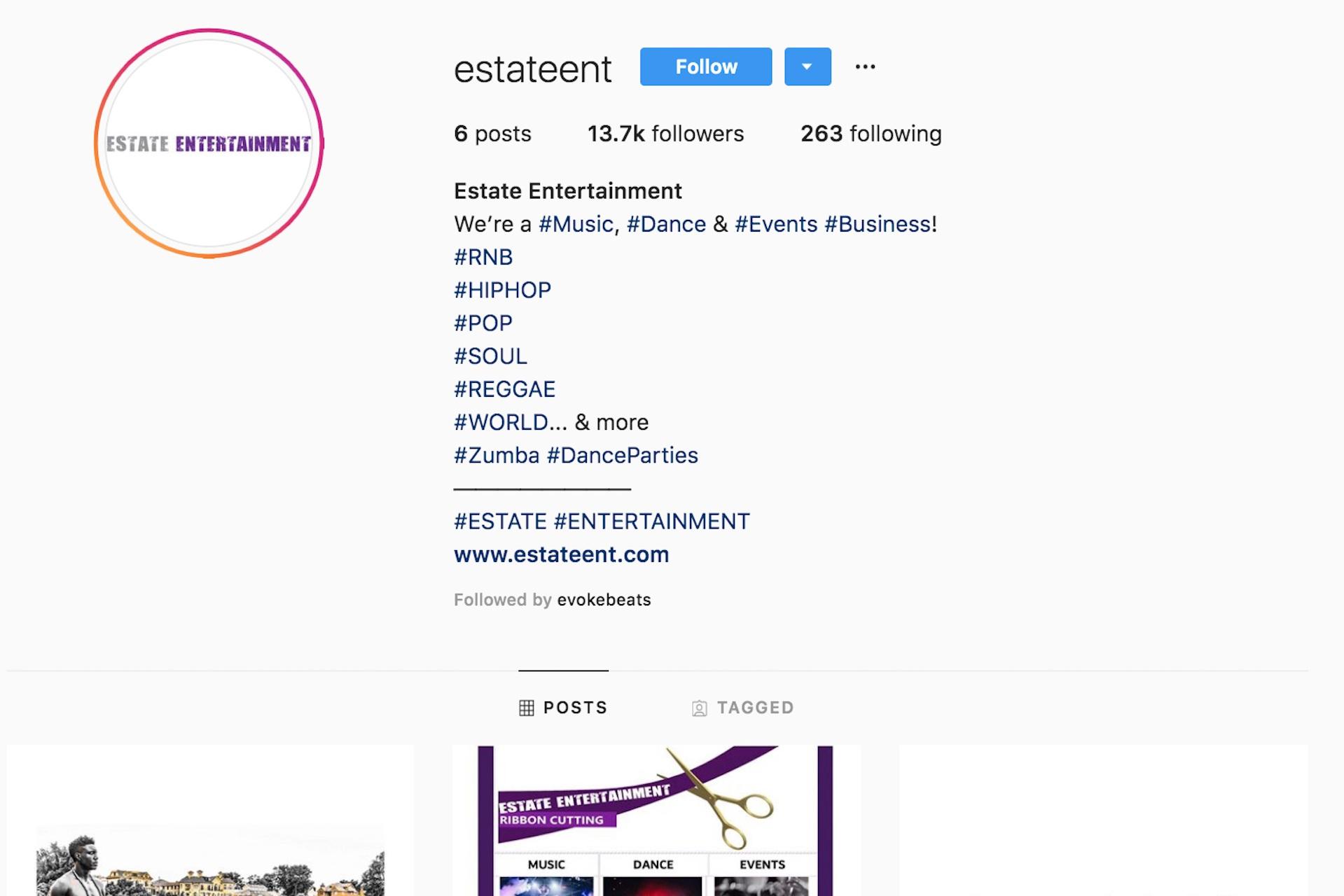 instagram.com/estateent