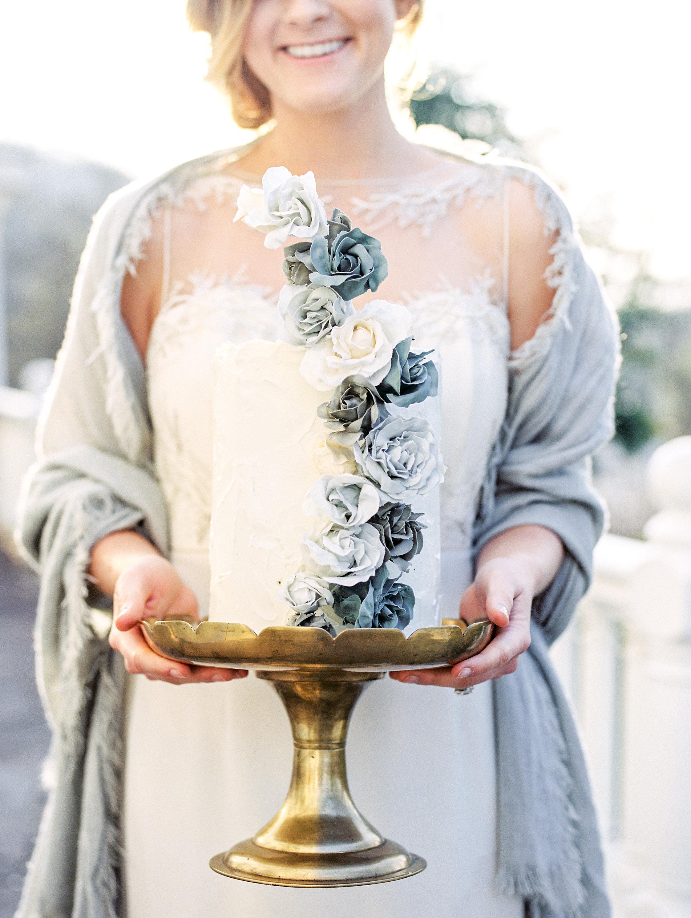 Photography: Lissa Ryan Photography | Planning: The Velvet Veil | Paper & Calligraphy: Spurlé Gul Studio | Cake Catherine George Cakes