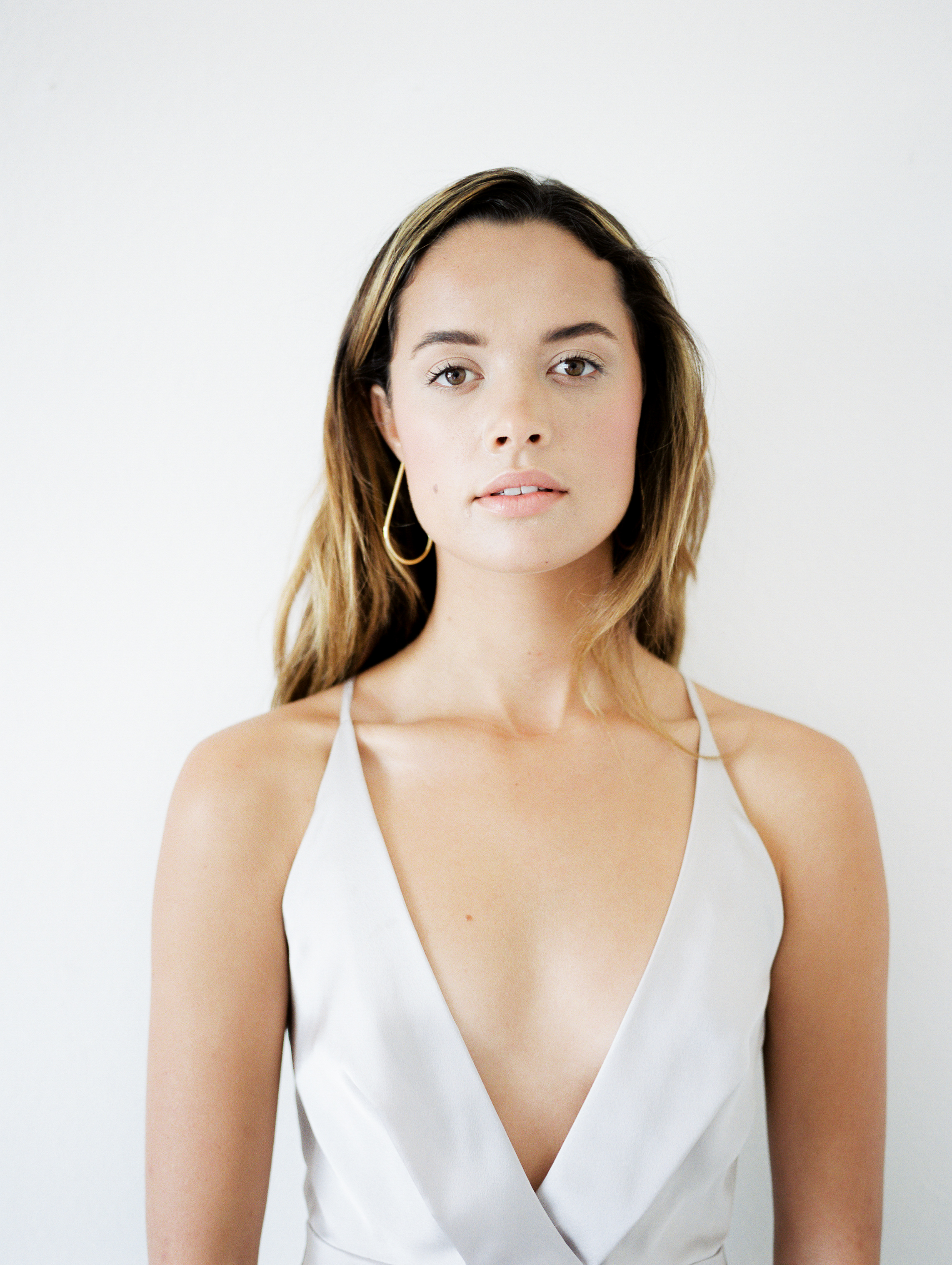 Photography: Jeremy Chou | Styling/Design: Natalie Papova | Calligraphy & Paper Goods: Spurlé Gul Studio | Model: Devon Powers | Hair & Makeup Kelly Jo