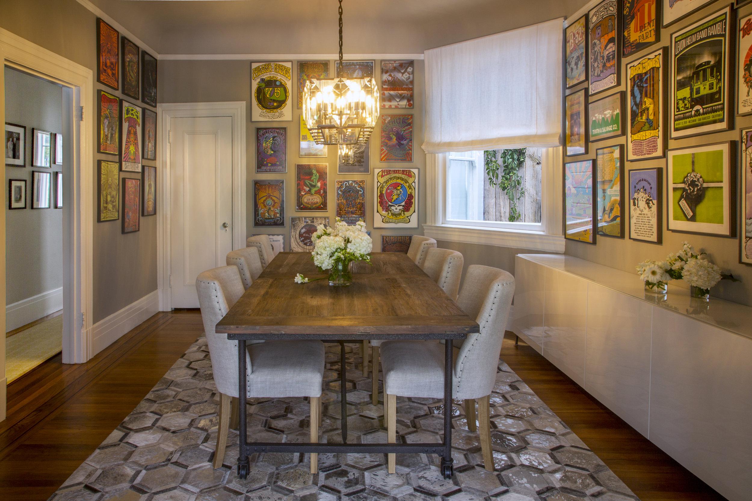 San Francisco 1 Dining Room