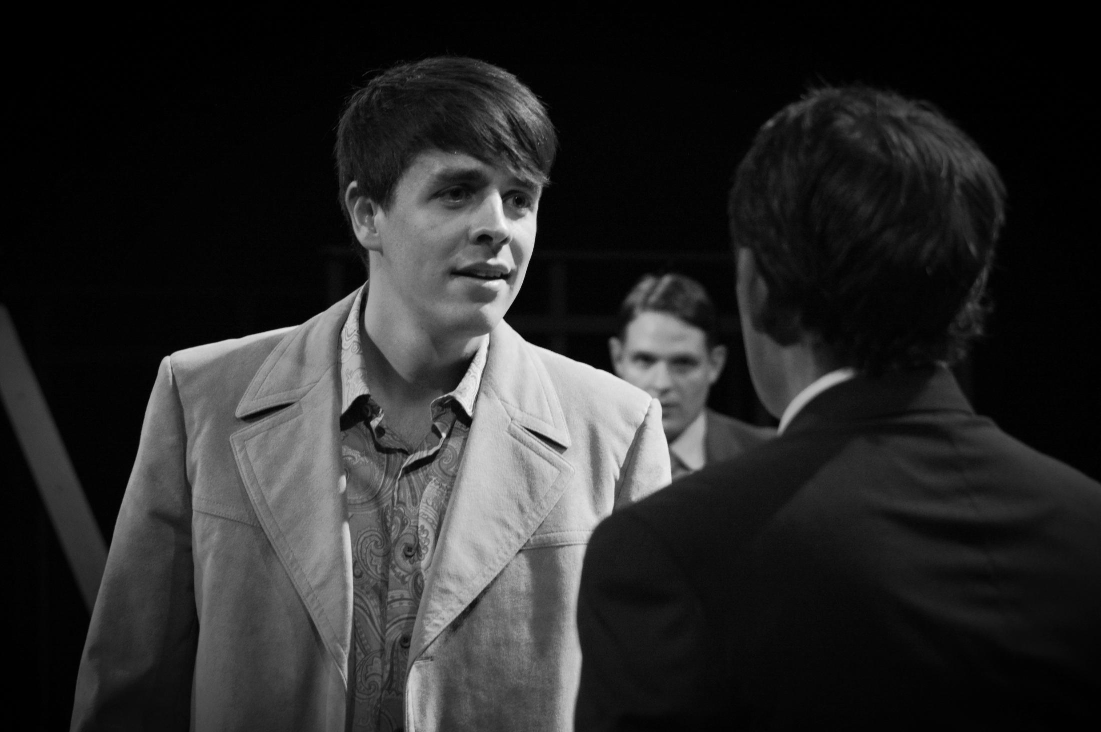Frost/Nixon by Peter Morgan (as Jim Reston)