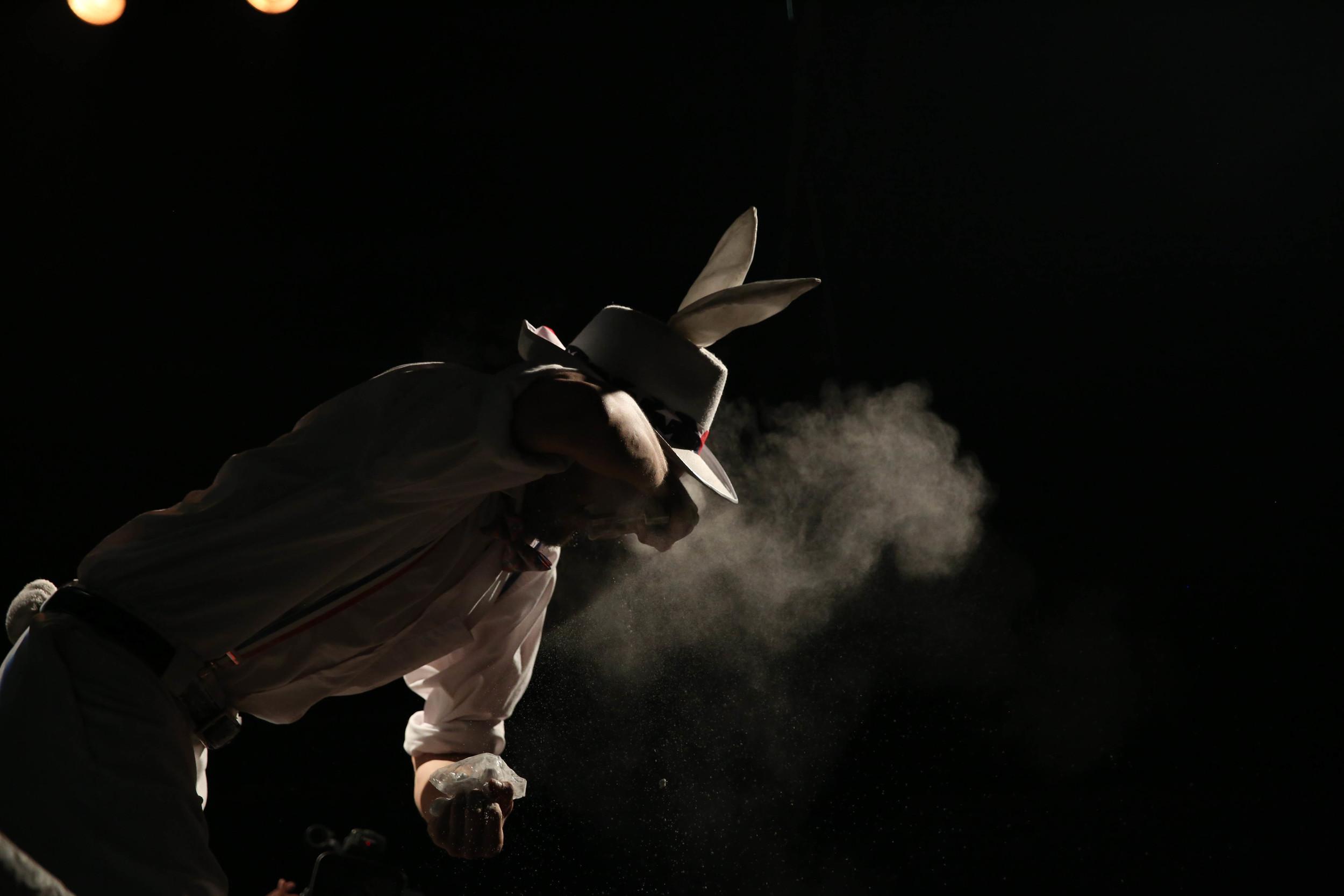 Michael Johnson (Drugs Bunny)