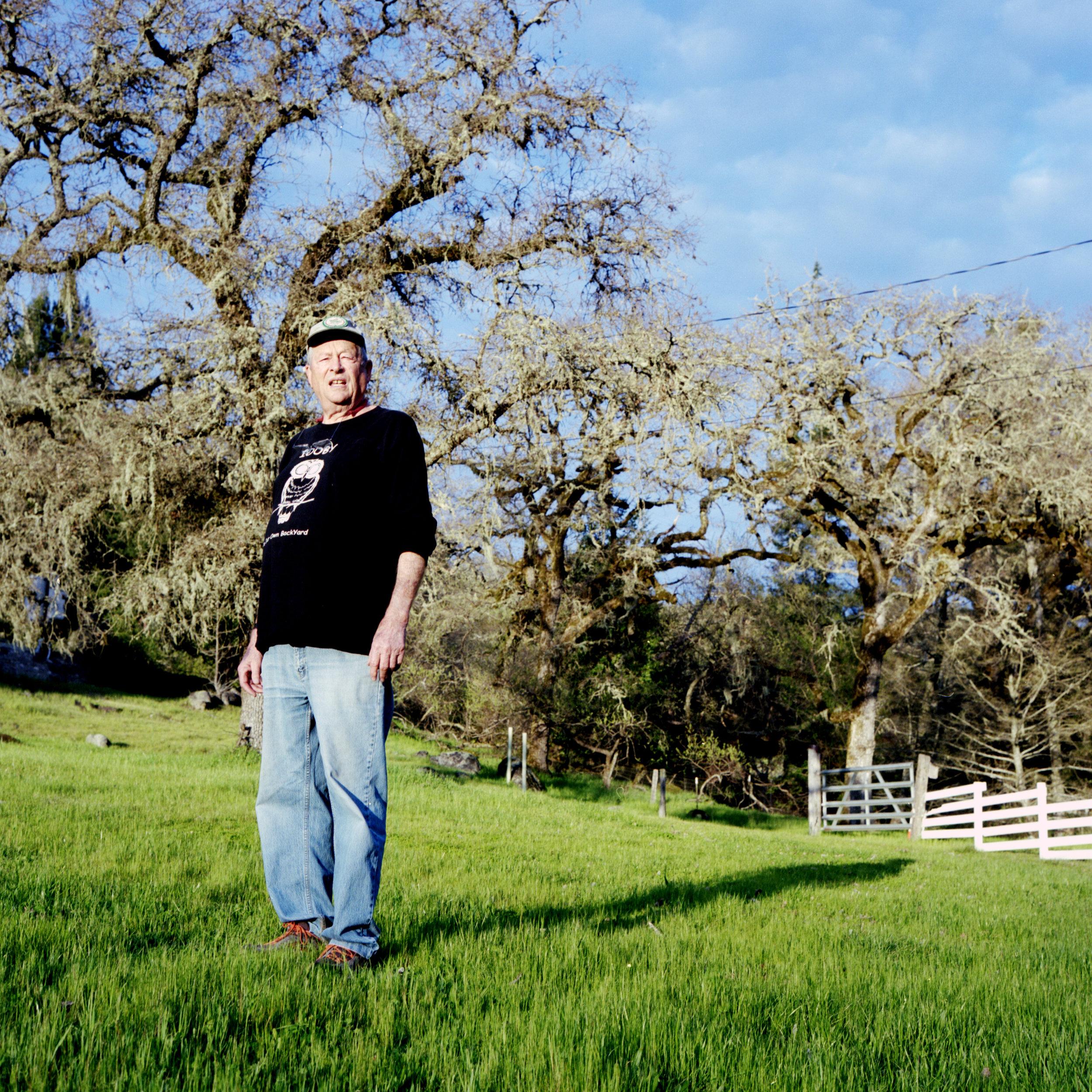 Jim Doerksen, Rancho Mark West