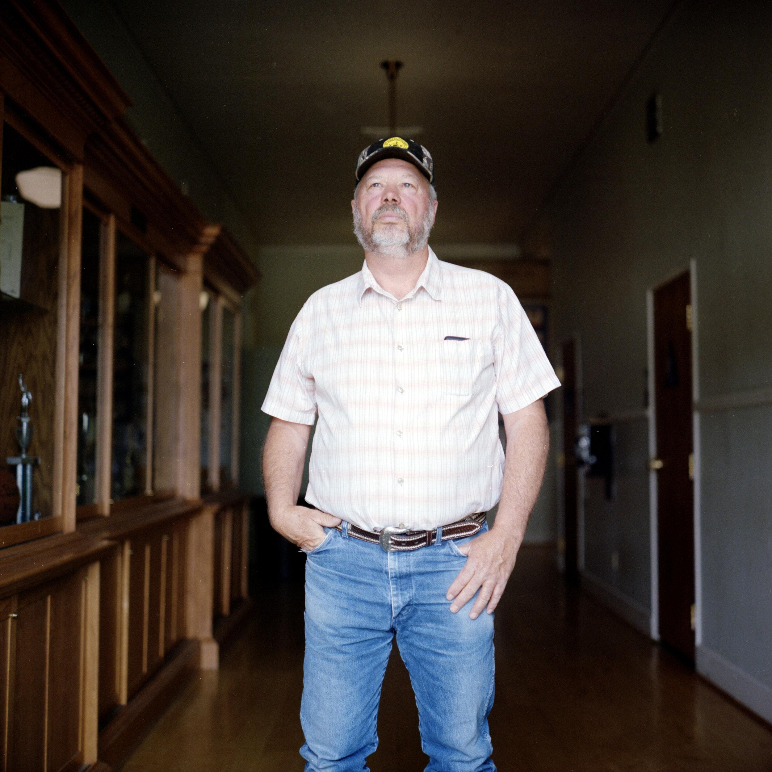 Tom McCulley, Mayor, City of Fort Jones