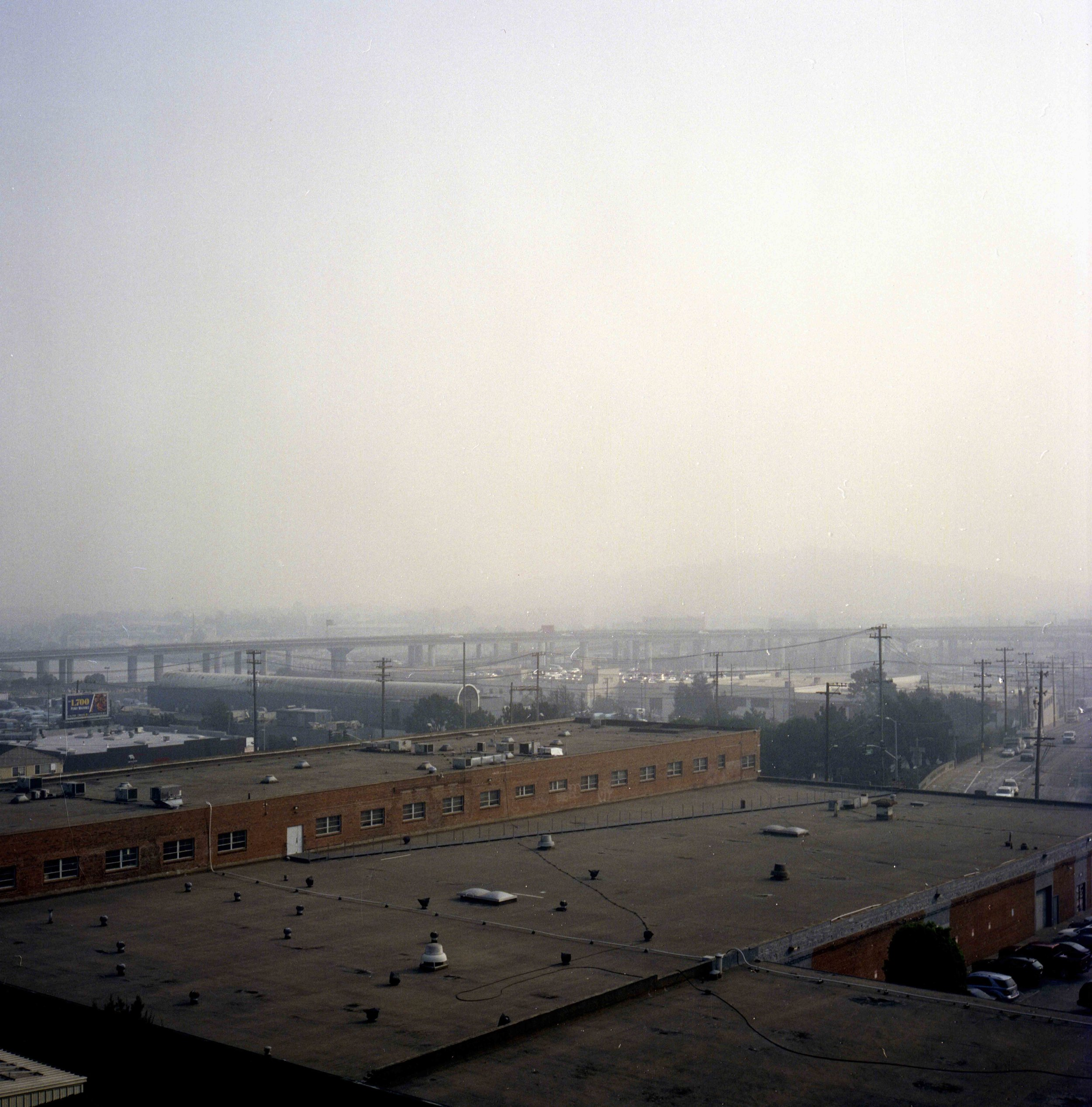 A Hazy View of Bayview-Hunters Point