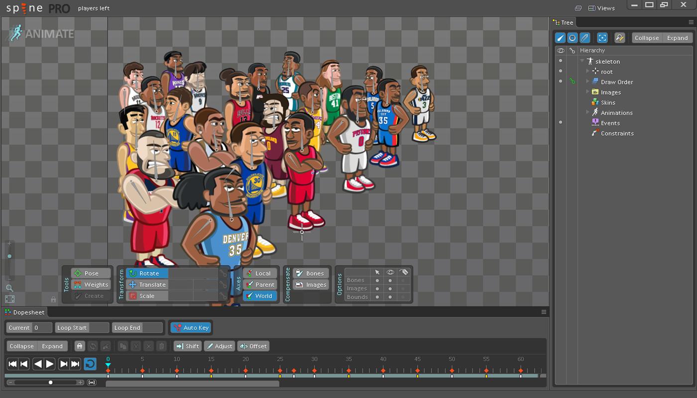 NBA Escape