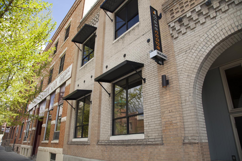 Drake Cooper building in BoDo, 2014