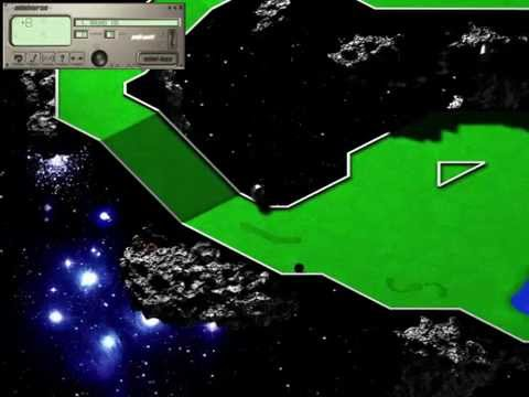 NO2 Games Miniverse Minigolf circa 1999