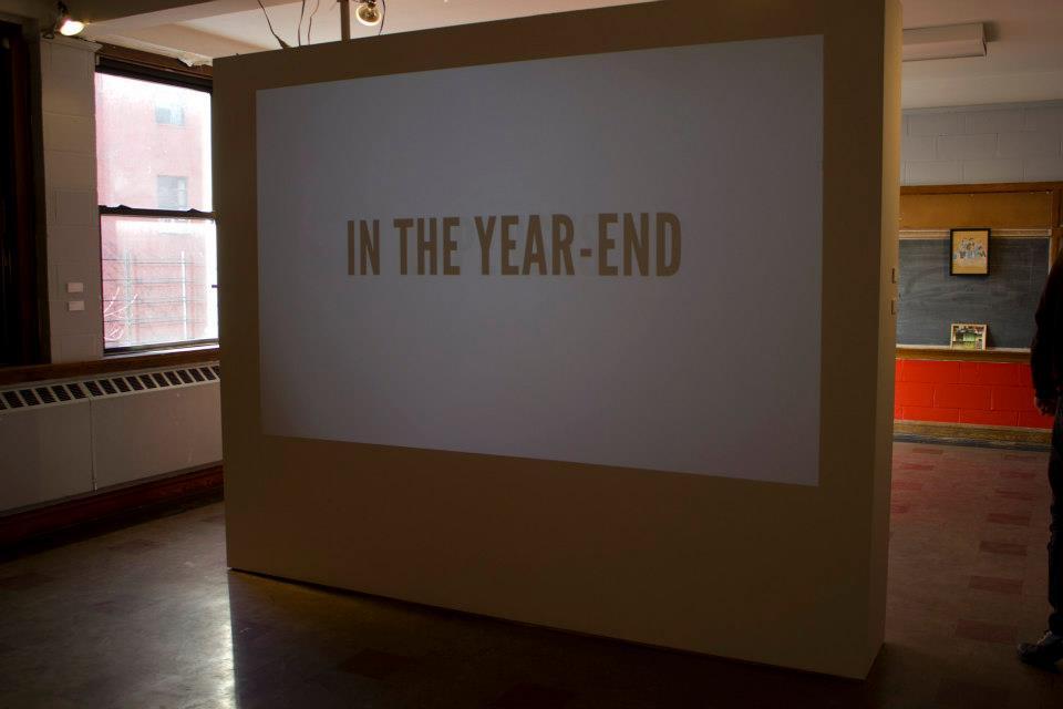 Kendra Sullivan (installation view)
