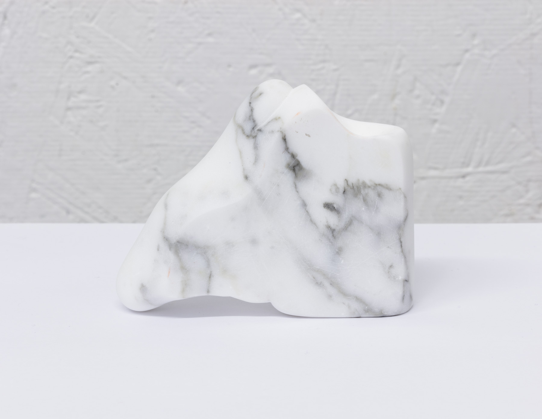 Foothold, 2019, marble, 4 ½ x  3 ½ x 1 inches