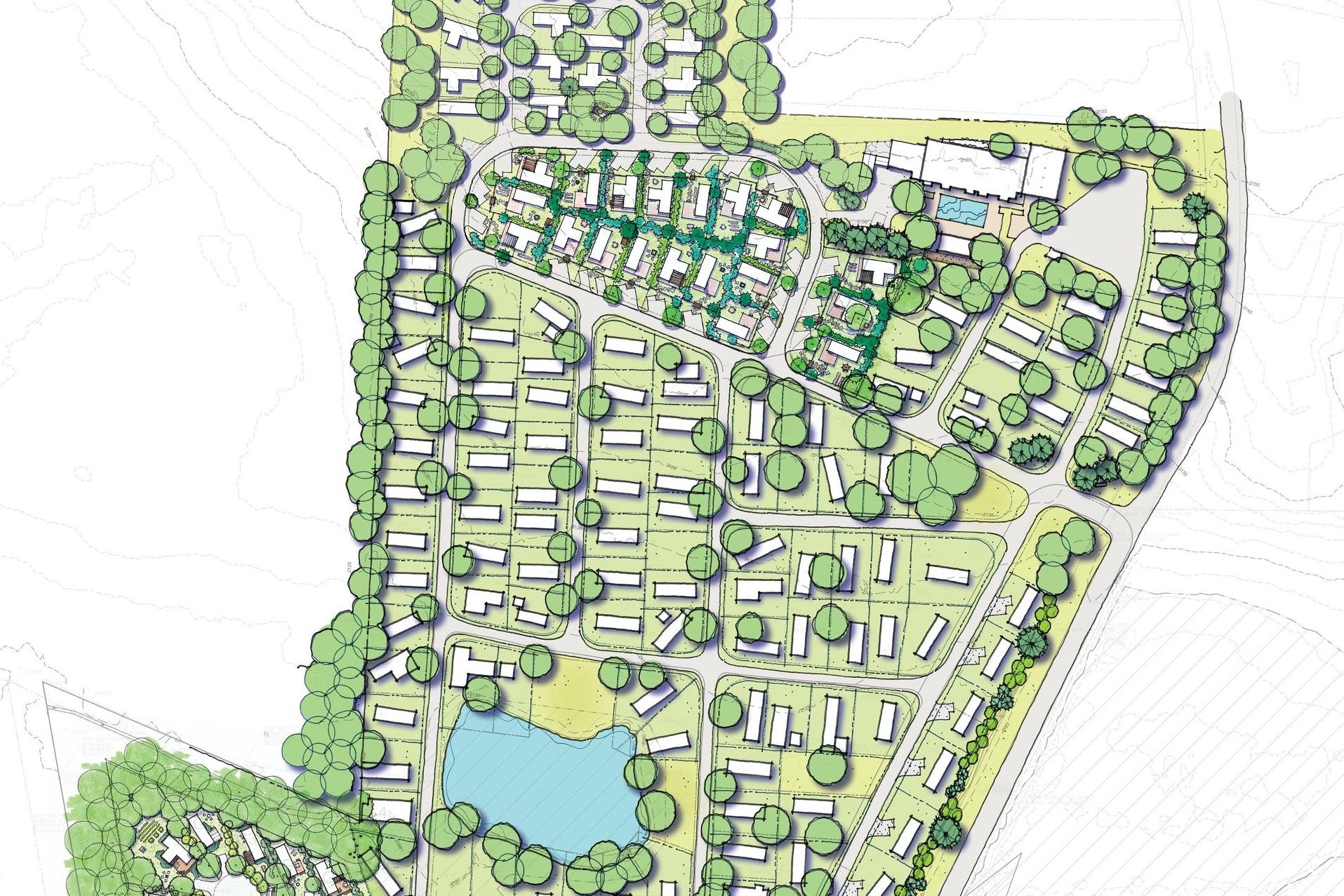 Master Planning + Community Design -