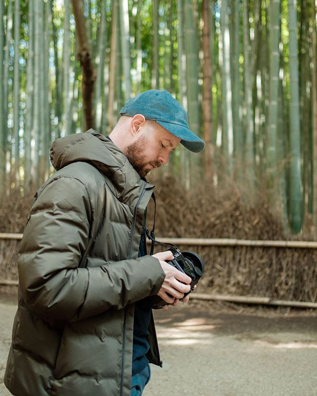 Some very late pics from the Bamboo Forest in Arashiyama