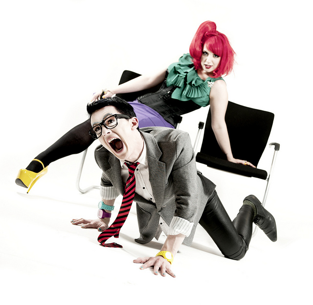 Frisky & Mannish © Idil Sukan 2011