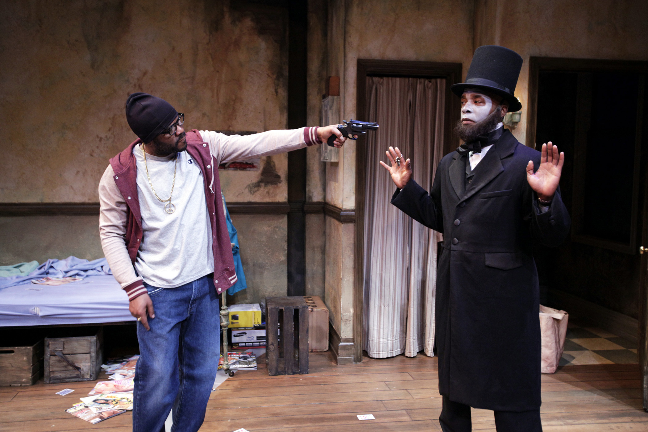 A Dramaturgical Response to Concerning Elements in Topodog/Underdog by Suzan-Lori Parks