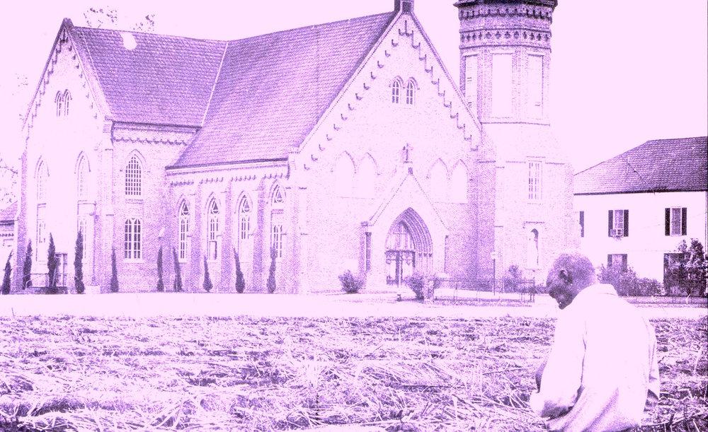 Man+praying+in+front+of+OLOP-vacherie copy.jpg