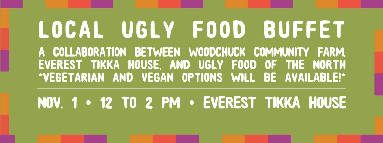 November 2015 - A Local Ugly Food Buffet at Everest Tikka House in Moorhead, Minn.