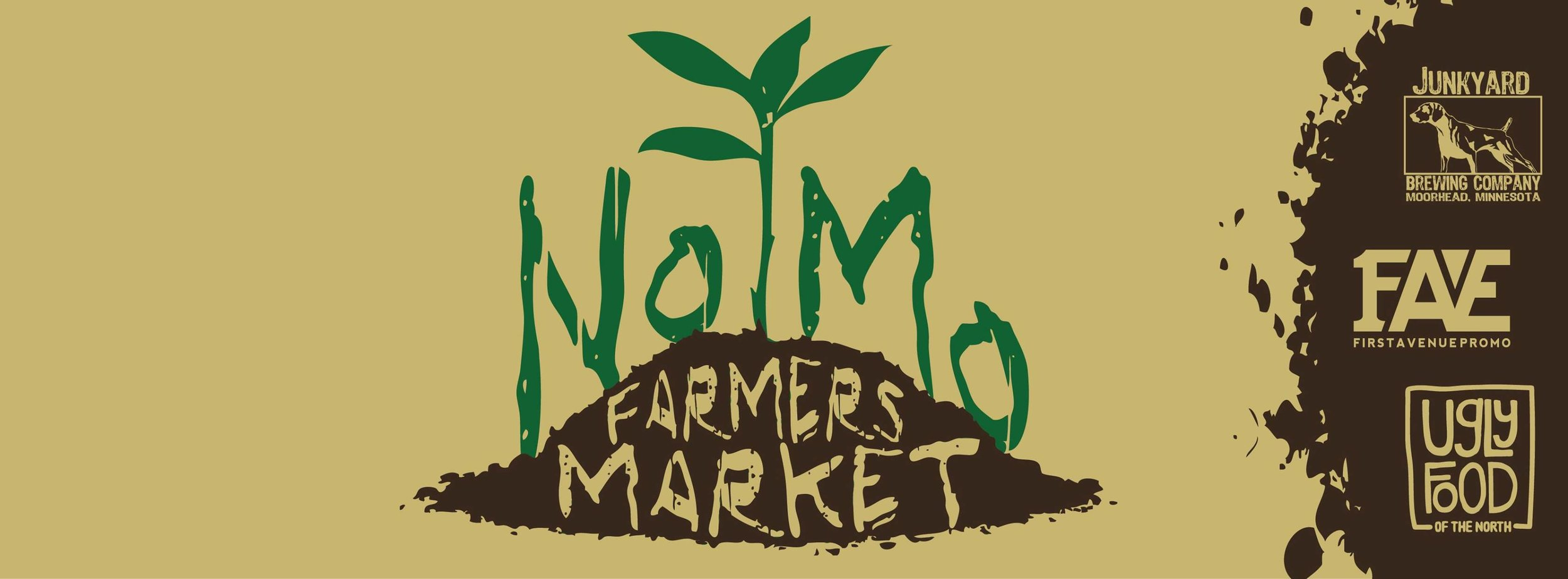 June 2016 - Pop-up farmers market at Junkyard Brewing Company included vendors  Boyum Farms ,  First Ave Promo , Four Seasonings Catering,  The Garden Party ,  New Breed  Brew Chews,  Three Bears Honey Co. ,  Woodchuck Community Farm , Sundog Prairie Farm,  Robert V. Byrd  (aka Rib Supreme) and  Prairie Roots Food Co-op .