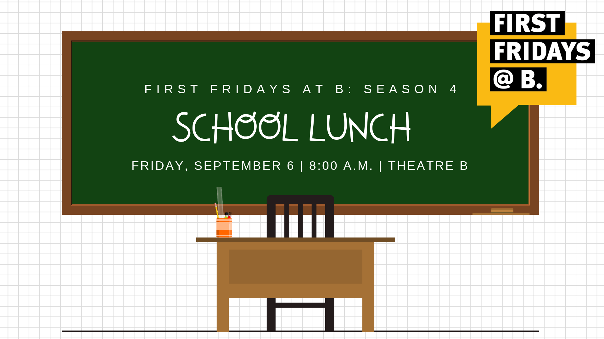 Friday, September 6 - To commemorate the start of school, we kicked off our FOURTH season with an event focused on school lunch featuring Greg Gefroh (Fargo Public Schools), Dana Hanson-Rieth (West Fargo Public Schools), and Kara Gloe (Moorhead Public Schools Board Member / PB&J Fundraiser Co-founder)