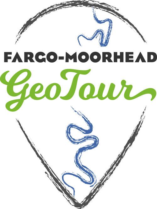 Fargo-Moorhead GeoTour Logo