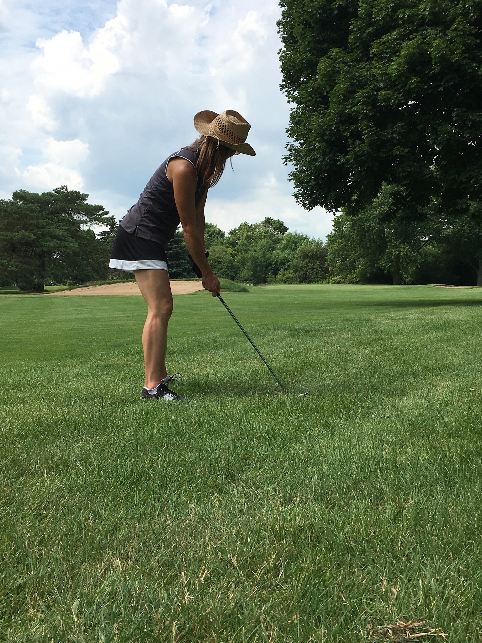 My dad insisted I learn to golf at any early age. So glad he did!