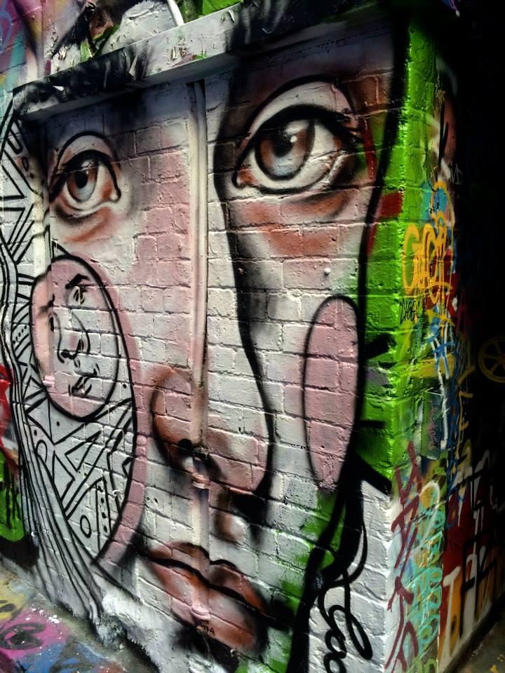 ACDC Lane - Melbourne, Victoria