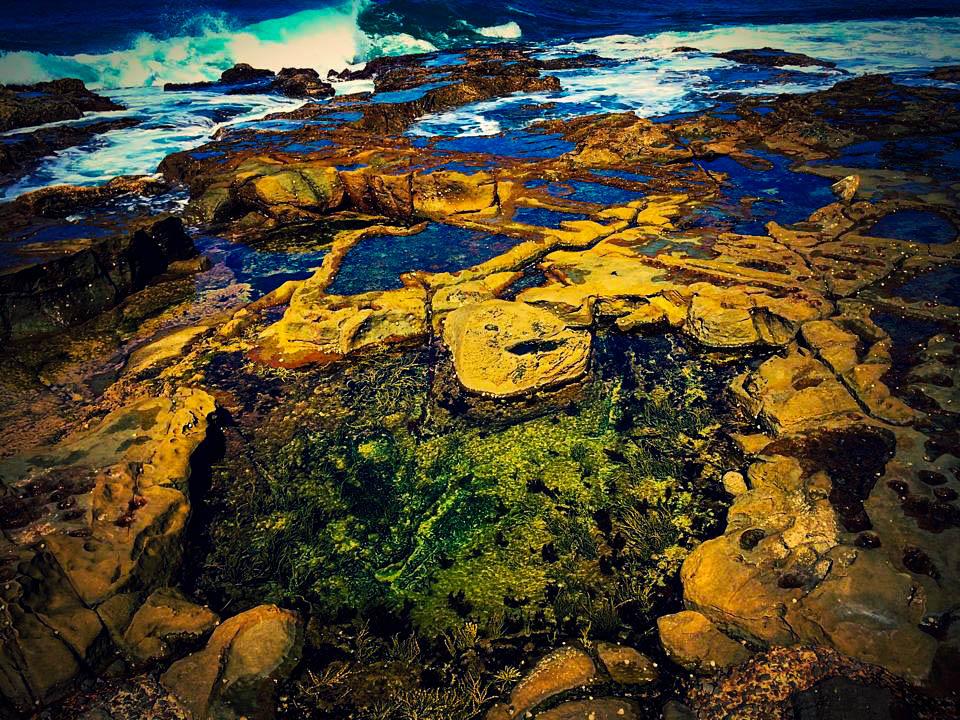 Newcastle Beach - Newcastle, New South Wales