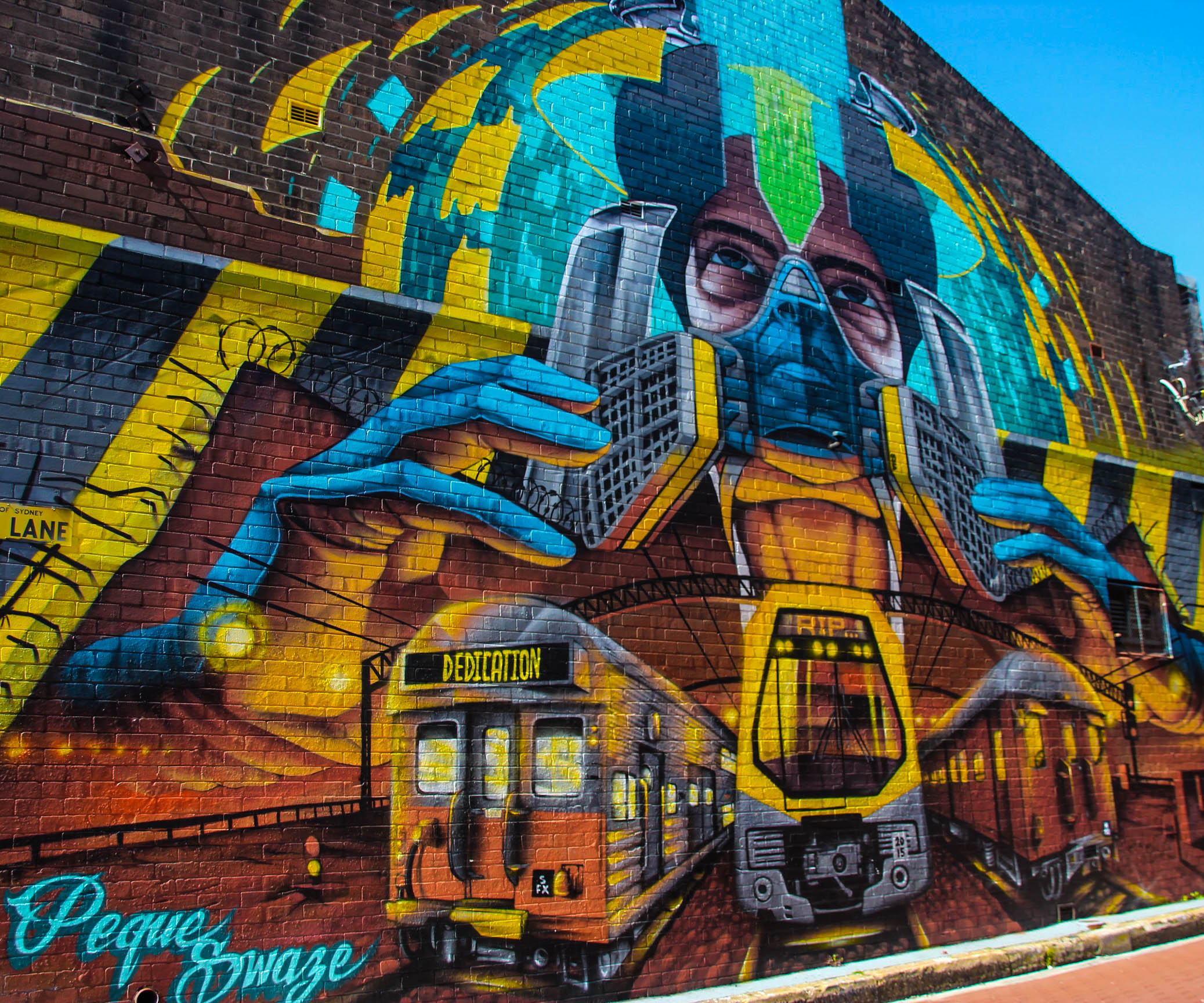 May Lane - St. Peters - Sydney, New South Wales
