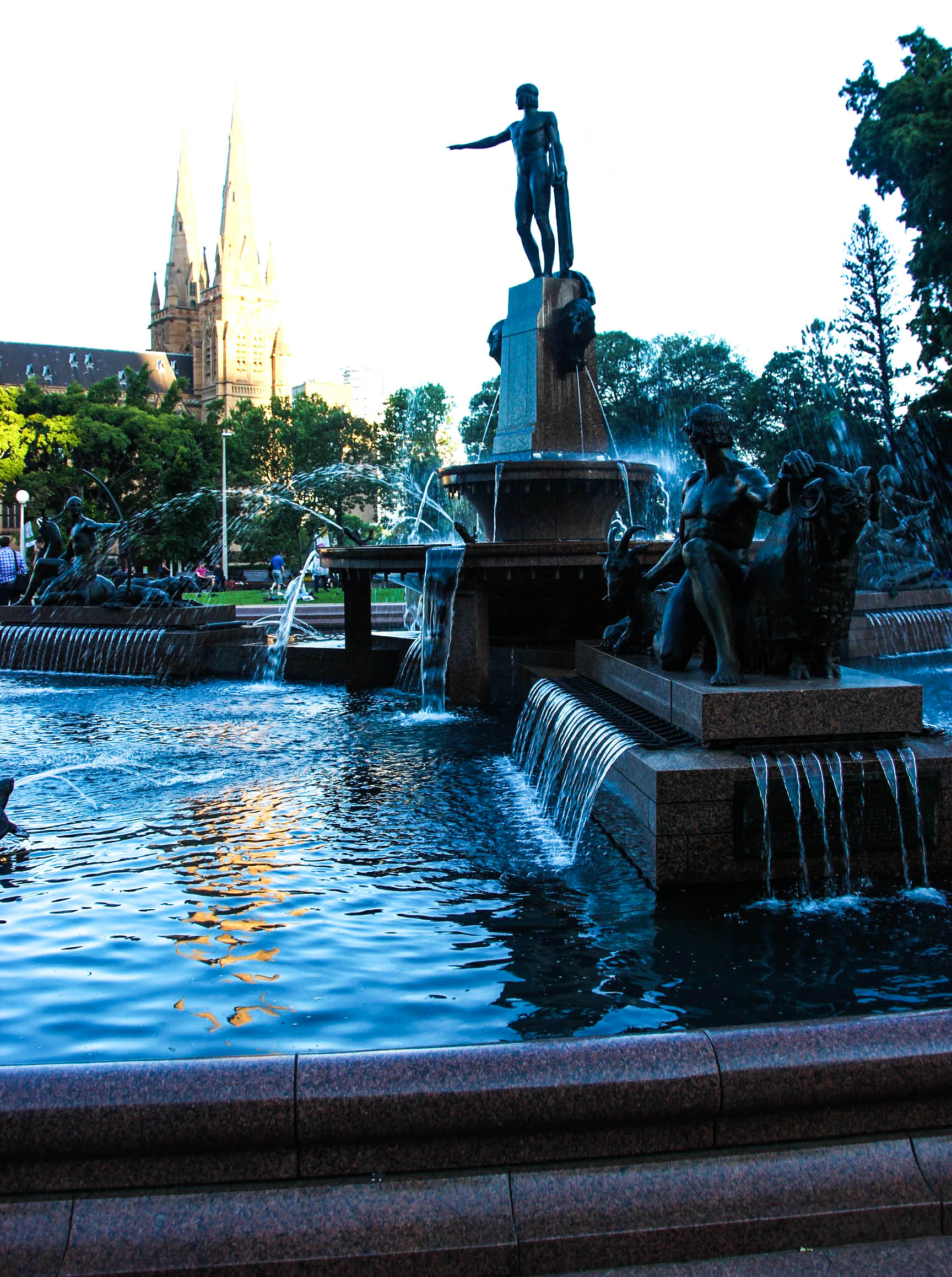 Archibald Fountain - Sydney, New South Wales
